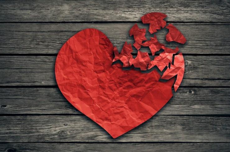People can die of a broken heart