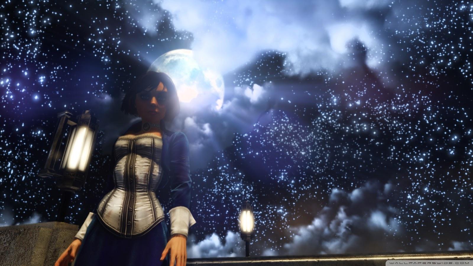 Killzone Shadow Fall Wallpaper 1080p Wallpapers Hd Bioshock Game Wallpapars Hd Fondos De