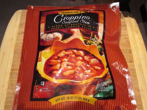 Trader Joe's Cioppino Seafood Stew