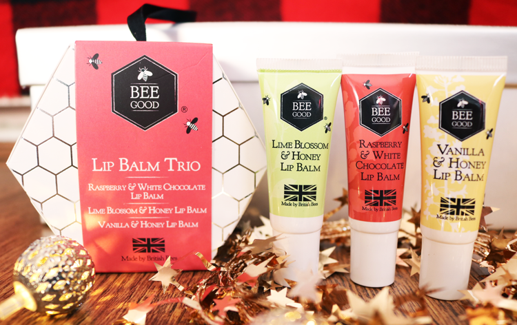 Bee Good Lip Balm Trio