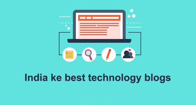 best technology blogs of india