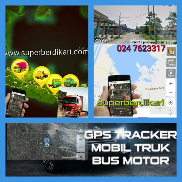 Online system GPS Tracker