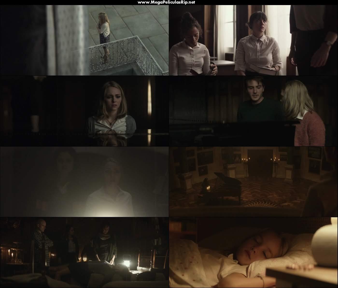 Down a Dark Hall 1080p Latino