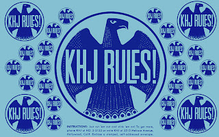KHJ Rules Sticker Sheet