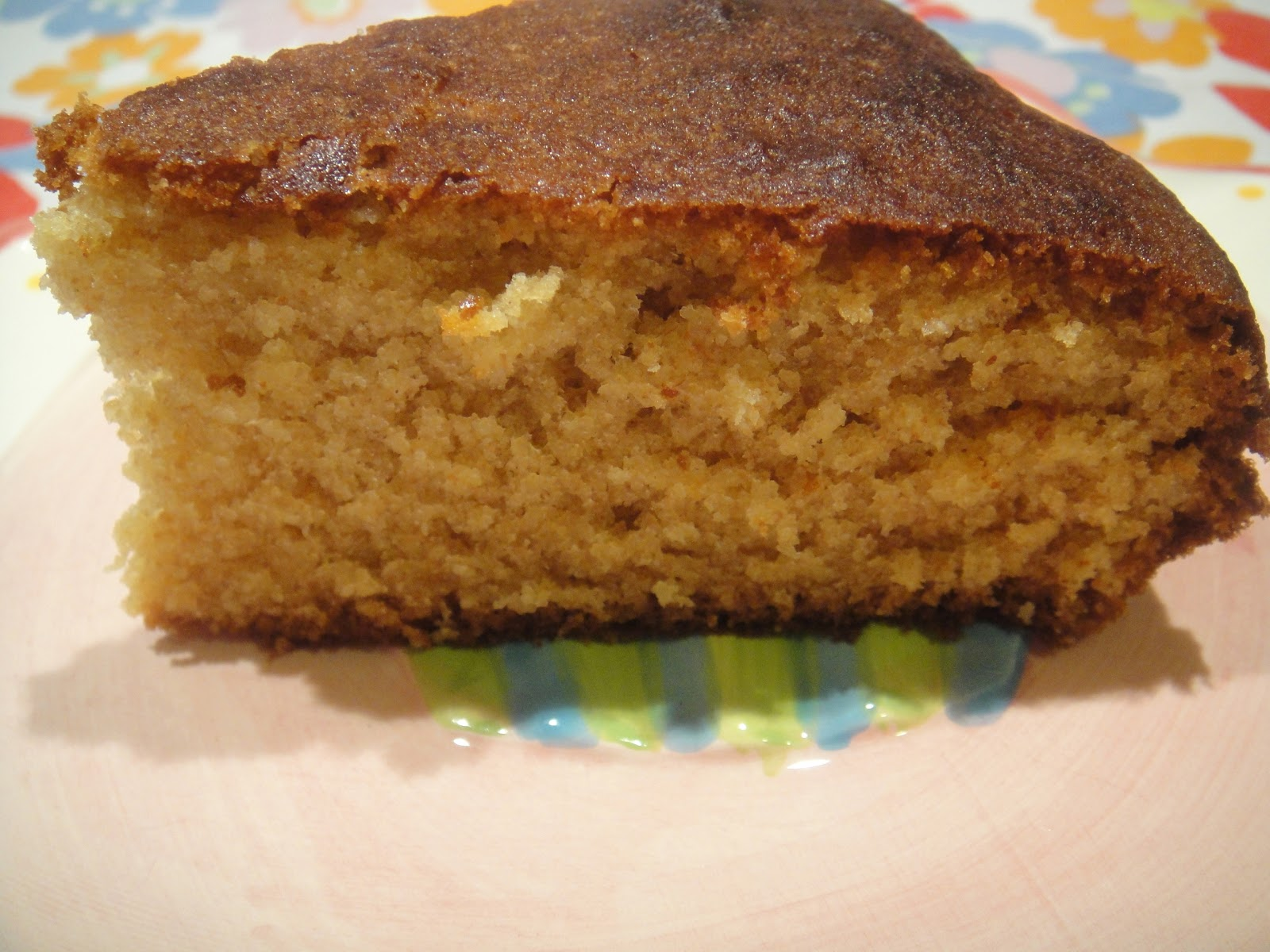 Spelt Cake Recipes Uk: The More Than Occasional Baker: Honey And Spelt Cake