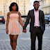 Beautiful pre-wedding pictures of Liz Benson's daughter Lilian and her boo