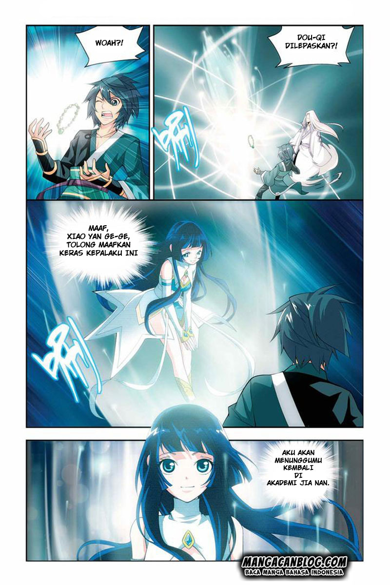 Battle Through Heaven Chapter 20-22