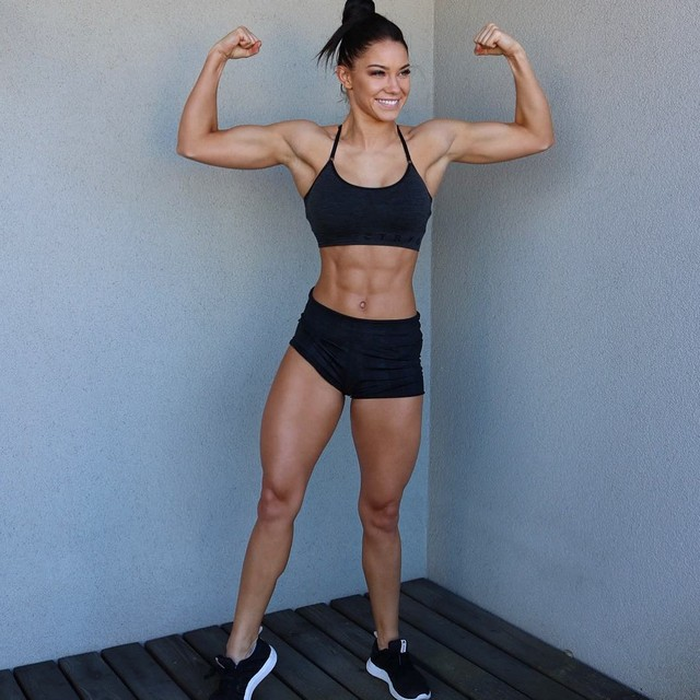 IFBB Bikini Athlete STEPHANIE DAVIS