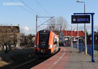 EN64-003, Koleje Małopolskie, Wieliczka Rynek-Kopalnia