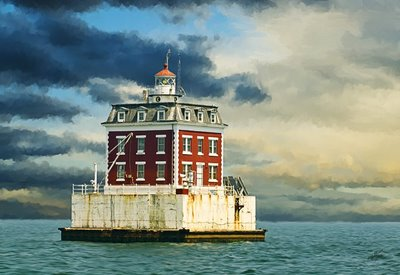 Are You Scared Most Haunted Lighthouses