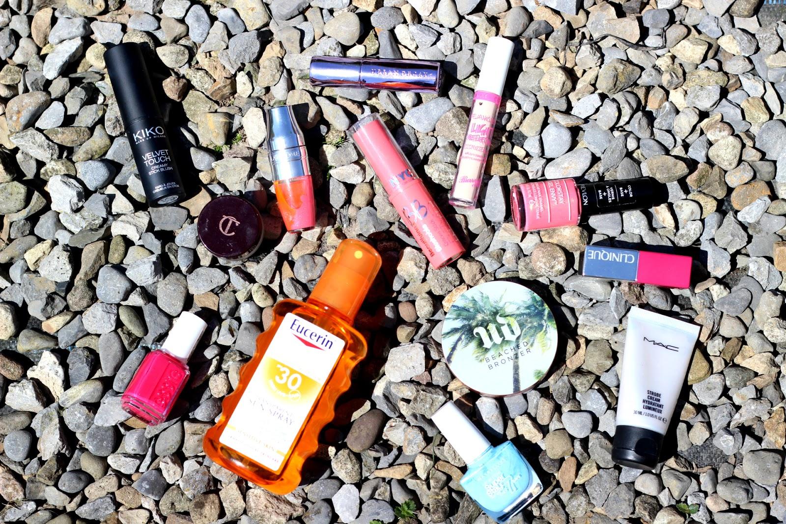 Summer Beauty Essentials