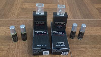 Gardiaflow parfum cinta