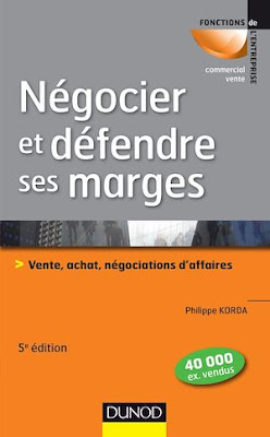 Négocier et défendre ses marges PDF
