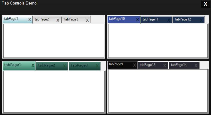 Custom Controls In C#