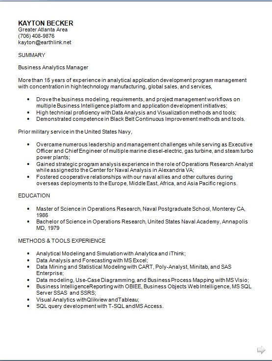 100+ [ Program Analyst Resume ] | Cover Letter Reporter Job ...