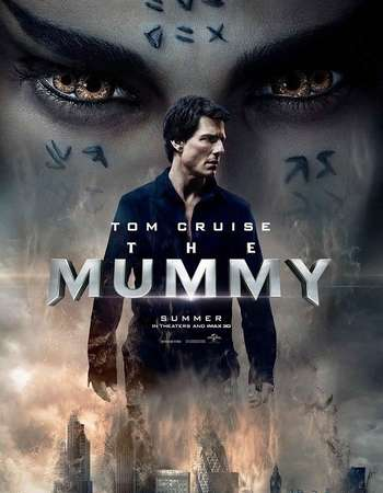 The Mummy 2017 CamRip Hindi Dubbed 300mb 480p (Bootstrap)