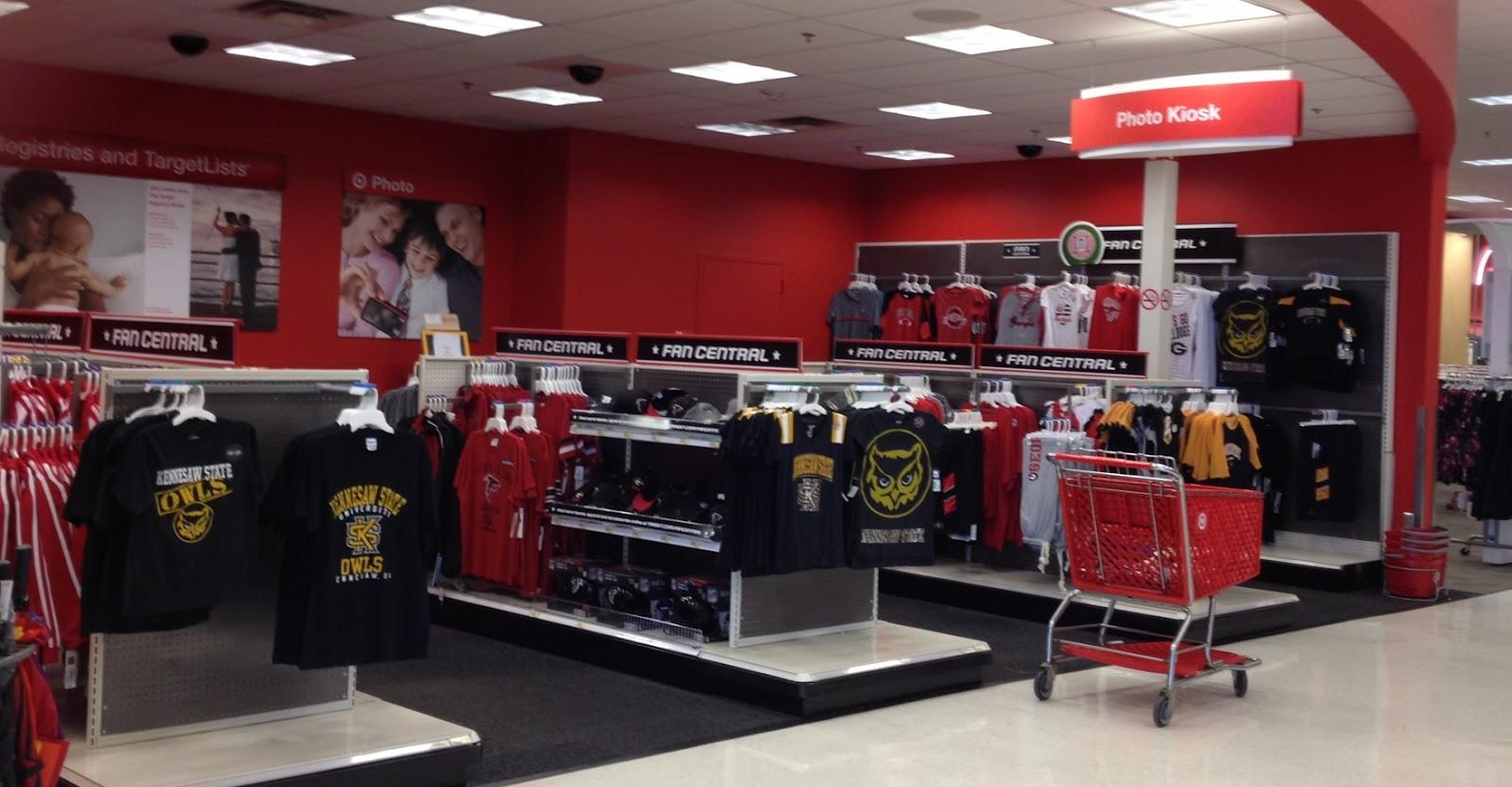 Target store online shopping