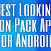 Best Looking Icon Packs for Android Smartphone 2018