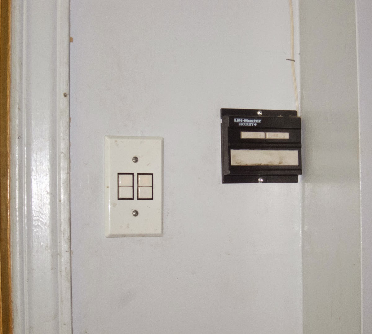 Glen S Home Automation Dealing With Wall Acne