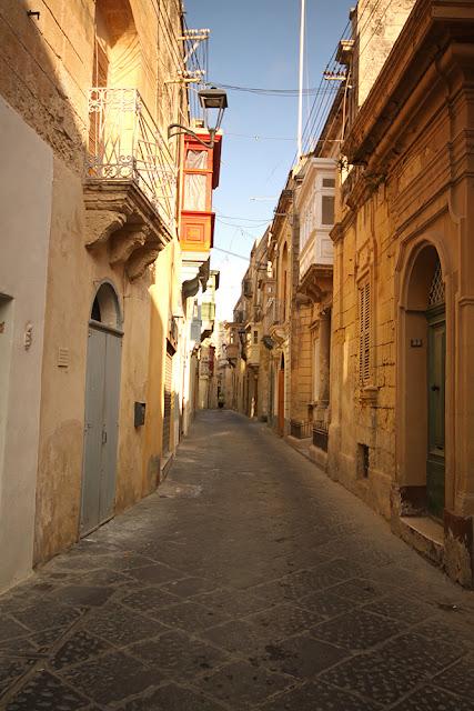 malta uliczka