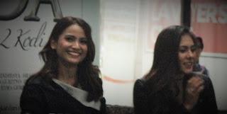 Acha Septriasa dan Wulan Guritno sebagai Pemeran Wanita dalam Film Cinta Dua Kodi