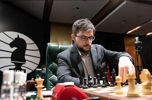 Le Français Maxime Vachier-Lagrave au tournoi d'échecs des candidats 2020 - Photo © FIDE