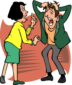 Пренебрежение к мужу отражается на ребенке