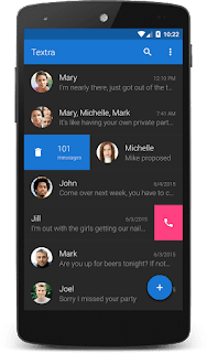 Textra SMS Pro 4.5 build 40592 Paid APK is Here!