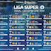 Jadual Perlawanan Liga Super dan Liga Perdana Malaysia Musim 2018