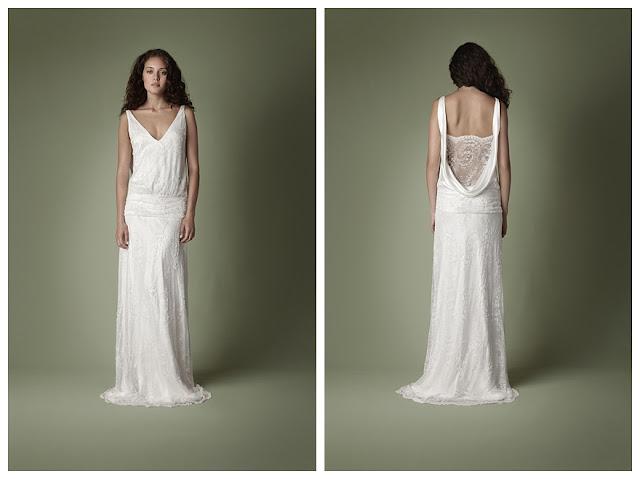Customisable Vintage Wedding Dresses