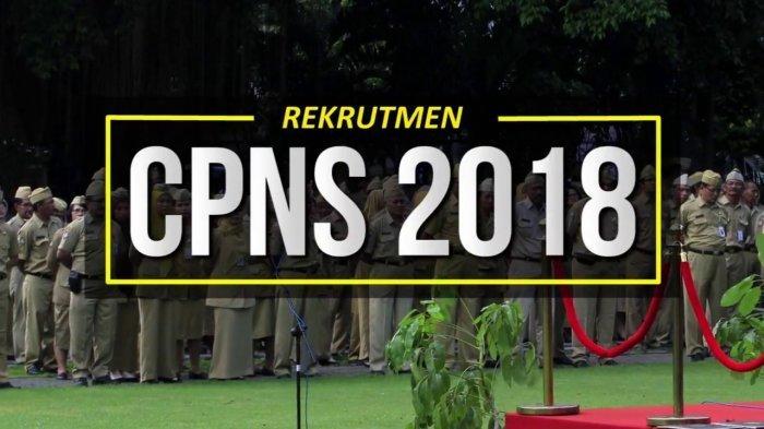 Prosedur Pendaftaran Penerimaan CPNS 2018 Terbaru