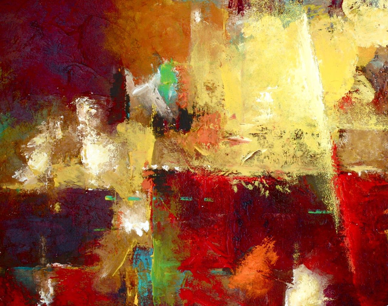 Elizabeth Chapman: Vista, Contemporary Abstract Painting ...