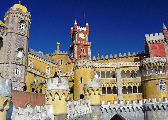 Sintra: Holidays in Portugal