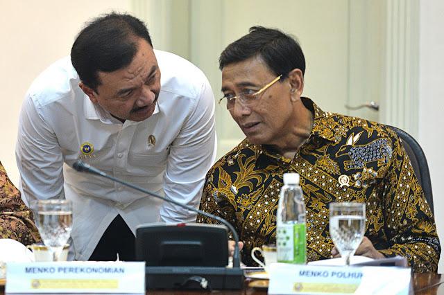 BIN Sebut 50 Penceramah Berpaham Radikal, Wiranto: Tindak Tegas!