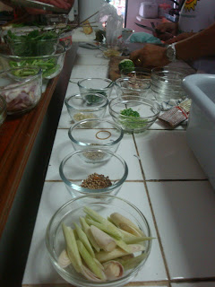 Thai Cooking Class in Kathu - spices