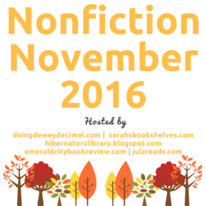 blogging event, nonfiction, Doing Dewey