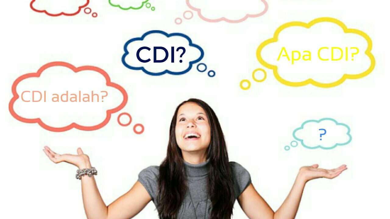 Apa yang dimaksud dengan CDI