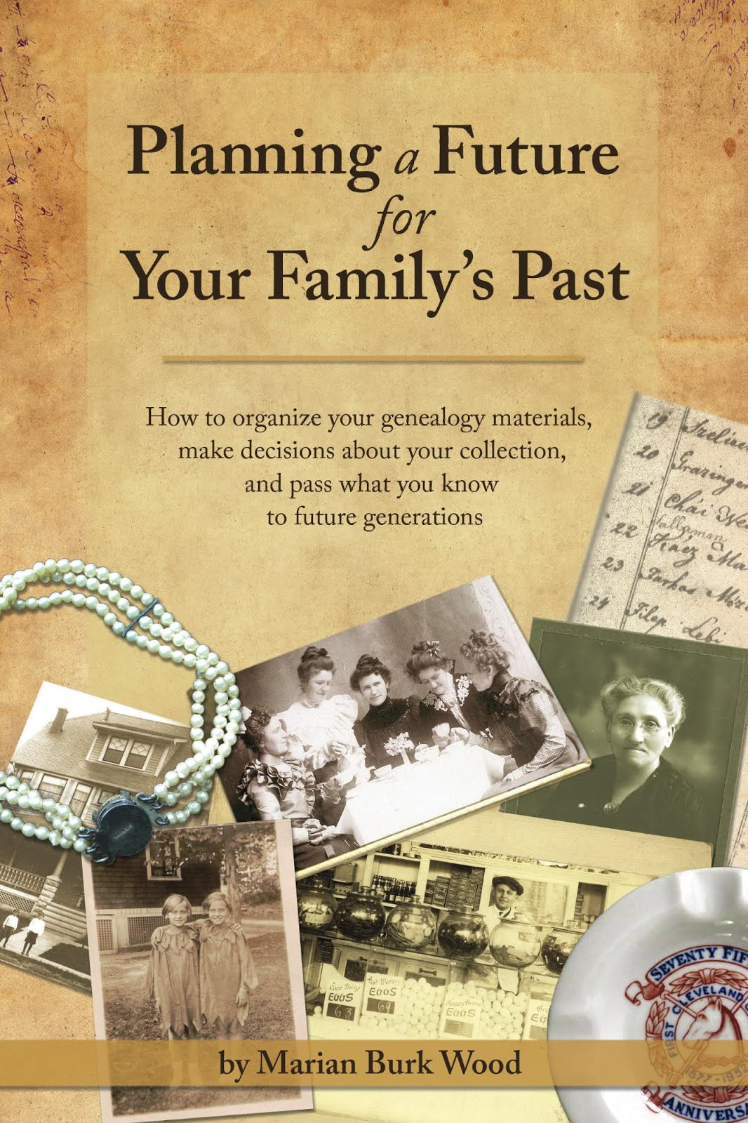 My genealogy book