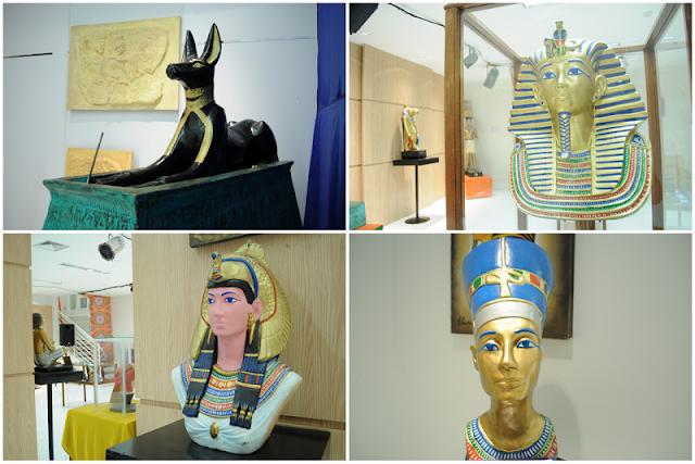 Museu Egípcio em Berlim