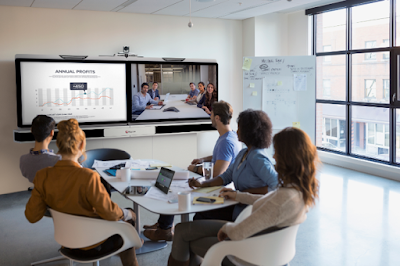 Giải pháp hội nghị truyền hình Polycom trong công việc kinh doanh