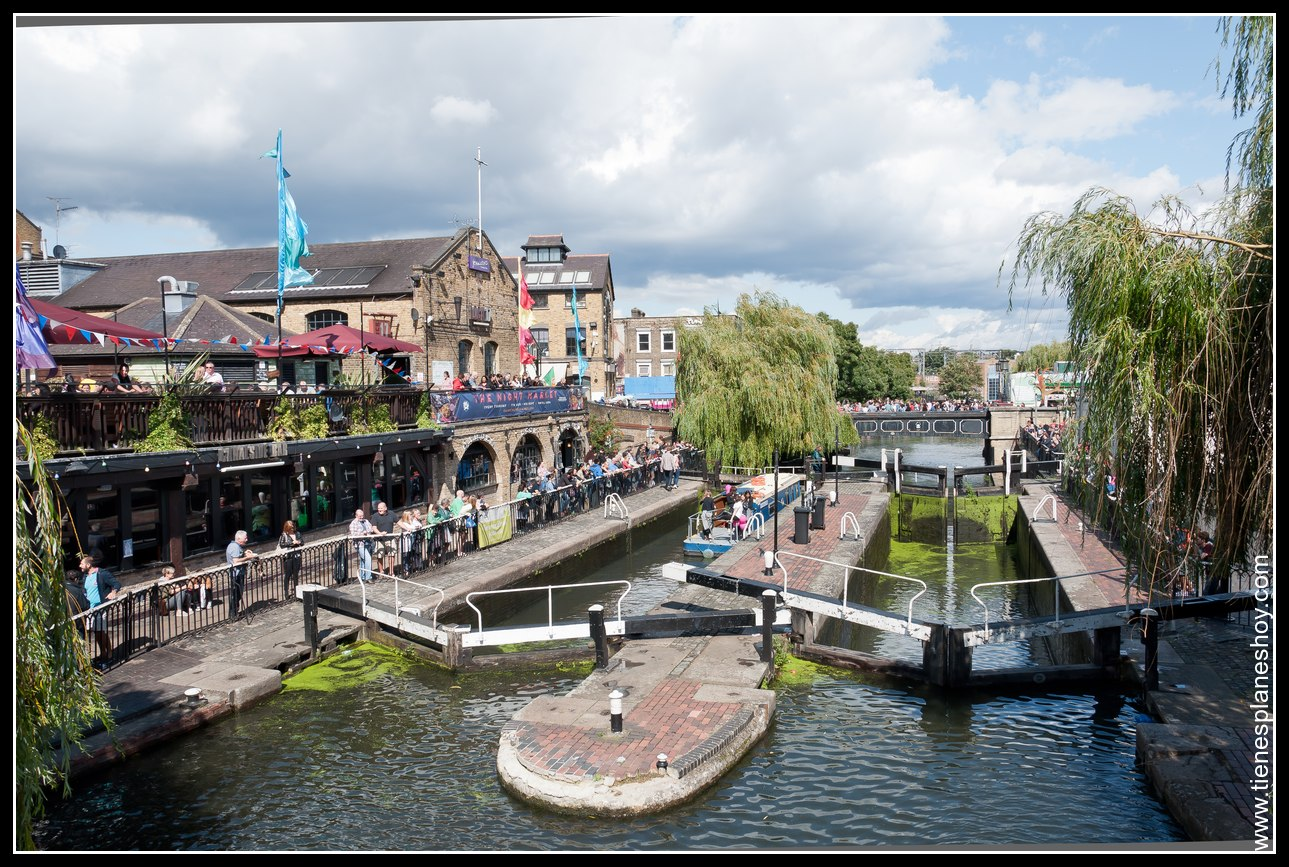 Camden Market Londres (London) Inglaterra