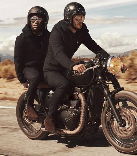 Colección de moda masculina otoño Invierno 2016 Modern Essentials selected by David Beckham para H&M