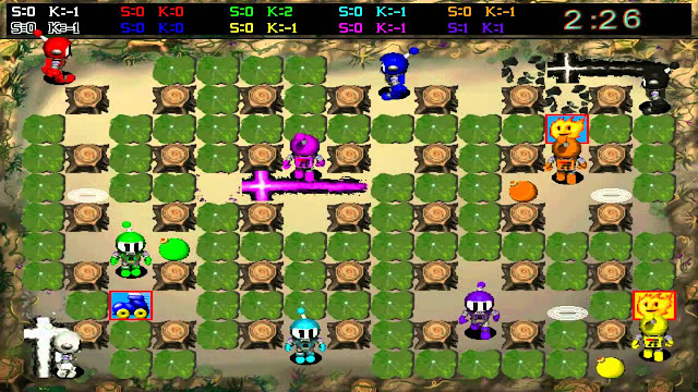 Atomic Bomberman Full Version