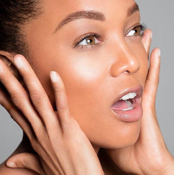 Tyra Banks Clothing Line: StarrLab: Tyra Banks Adds New Skincare Line To TYRA Beauty