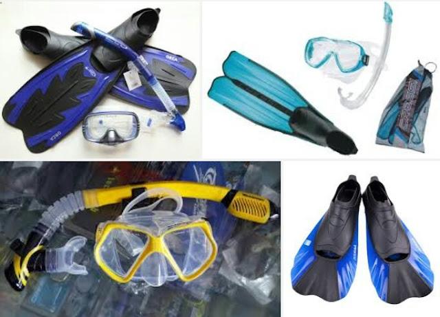 Peralatan Snorkeling Lebih Baik Beli Daripada Sewa, Apa Alasannya?