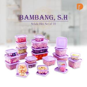 Bambang SH Selalu Hits Set (Set of 22)