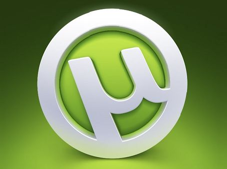 Utorrent Free Download Logo