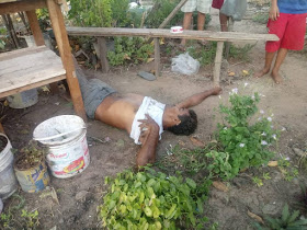 Pai alcoolizado é esfaqueado pelo filho menor de idade em Bacabal-MA