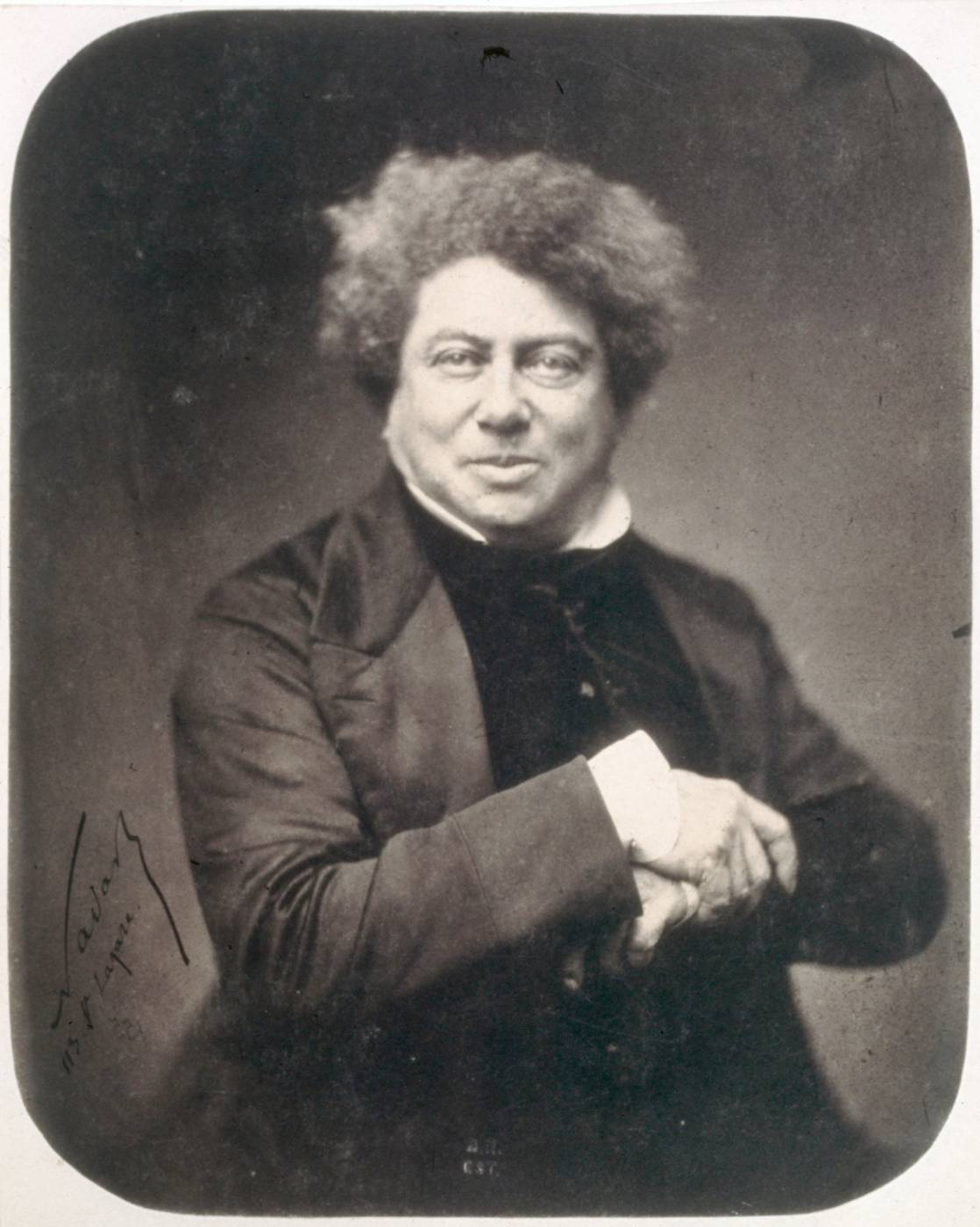 Alexandre Dumas' father Thomas-Alexandre was descended from a French noble and a slave of African descent. He also became the highest-ranking man of mixed African descent ever in a European army, during the French Revolutionary Wars. Do we know of attitudes and/or discrimation towards him in France?