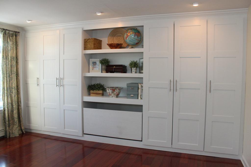 ikea pax wardrobe hack get home decorating. Black Bedroom Furniture Sets. Home Design Ideas